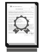 certifcato 1B