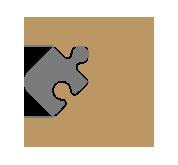 icona 4 puzzle accesa