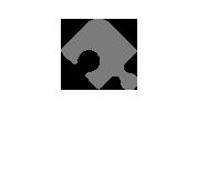 icona puzzle spenta